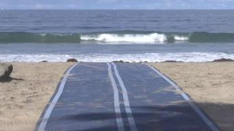 Coronado to Install Beach Access Ramps for People With Disabilities