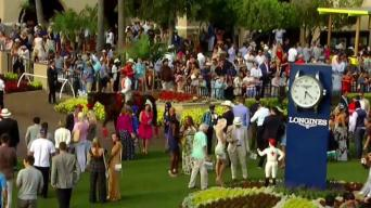 Hats and Horses at Del Mar's Opening Day