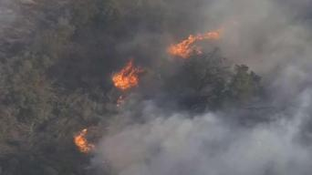 Local Crews on Alert Amid Fire Prone Conditions