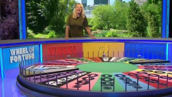 Local Veterans Spin the Wheel of Fortune