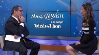 Make a Wish 'Wish-a-Thon' Grants Wishes for Sick Children