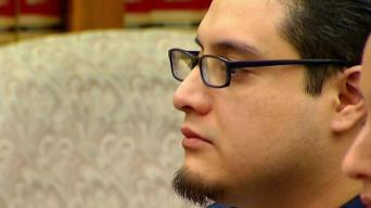 Man Convicted in Rape Cries As He Listens to Victim