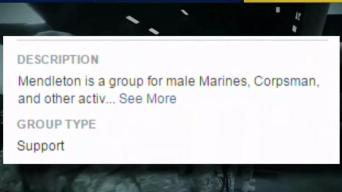 'Mendleton' Marine Facebook Page Sparks Controversy