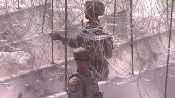 Marines Fortify San Ysidro Border Ahead of Caravan