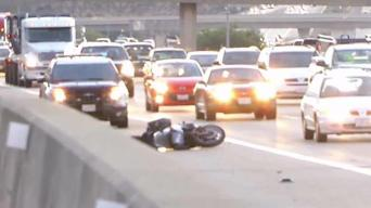 Motorcyclist Killed in SR-52 Crash