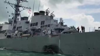 Ramifications of USS John S. McCain Collision