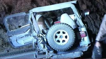 Teen Dies in Car Crash