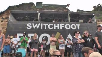 Thousands Attend Switchfoot's BroAm Surf Competition