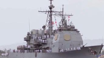 USS Bunker Hill Deploys to Western Pacific