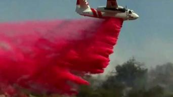 Wildfires a Major Threat this Fall: SDFD