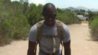 Wounded Warrior Climbs Mountains to Raise Funds