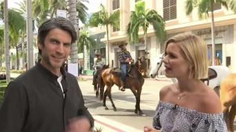 A Rodeo on Rodeo Drive