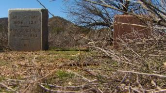 Residents Question 'Fake' Cemetery