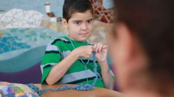 Your Corner: Knitting Helps Unravel Families' Pain