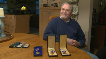 Stolen Purple Heart Returned to Vietnam War Veteran
