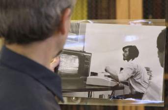 Stanford Unveils Steve Jobs Archives