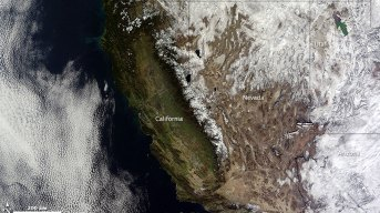 """Drought Update: Lack of Snow """"the Consistent Issue"""""""