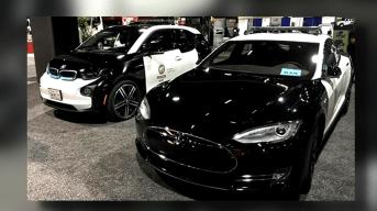 LAPD to Test Tesla as Patrol Car