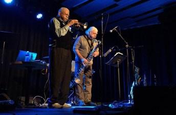 Melody Men: Bobby Bradford and Vinny Golia