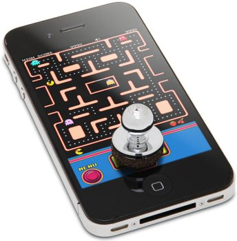 Your iPhone Can Now Have a Joystick
