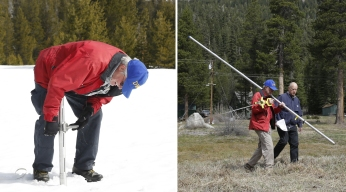 Snowpack Improves, But No 'One-Shot Wonder'