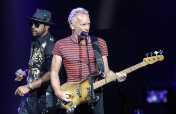 Sting and Shaggy Synchronicity