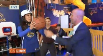 Have a Ball at the Golden State Warriors' Hooptopia!