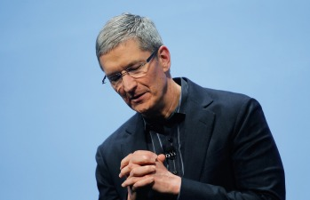 Tim Cook Says Apple Gave $100M to Charity
