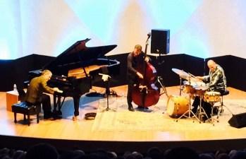 Brad Mehldau Trio Rocks the House