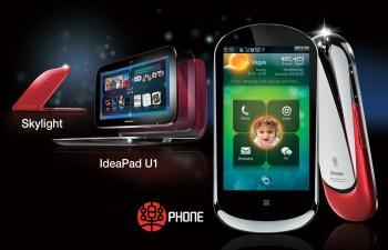 Lenovo Dials Up a Smartphone