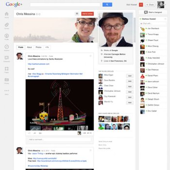 Google+ Gets a Huge Makeover