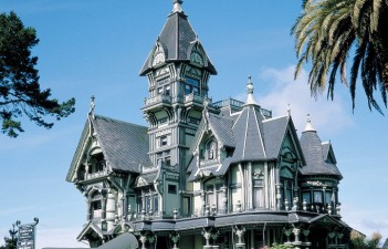 California's Spookiest Houses