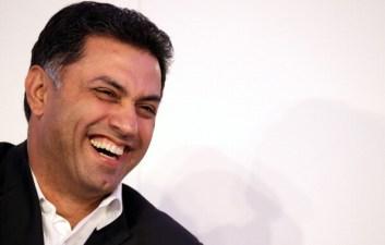 Nikesh Arora Leaves Google for SoftBank