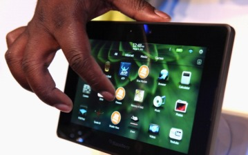 BlackBerry's PlayBook OS 2.0 Brings Email, Android Apps
