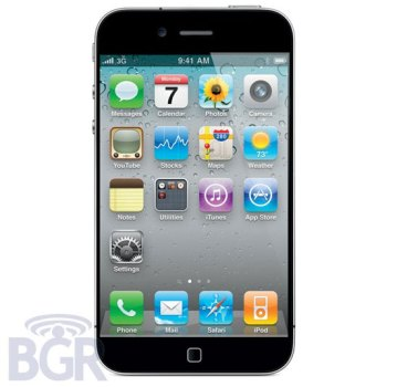 iPhone 5 Getting Major Redesign, Landing in August: Report