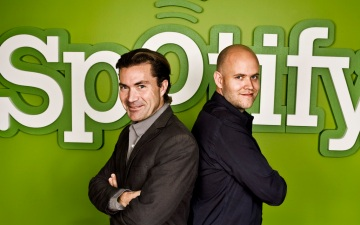Spotify Adds 250,000 Users a Day on Facebook