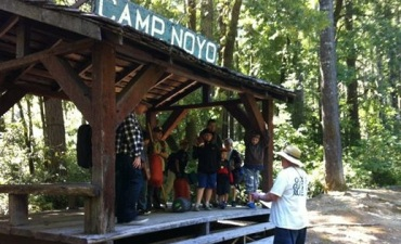 Skunk Train Fun: Camping on the Noyo