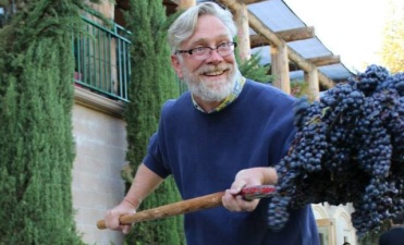 It's Time to Bless the Vines at South Coast Winery