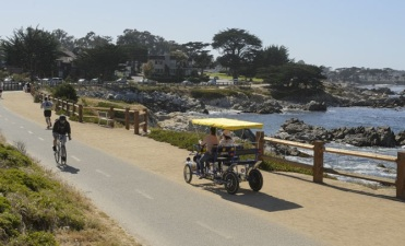 Resolution: Walk the Monterey Bay Coastal Recreation Trail