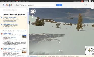 Google Adds Ski Resorts to Street View