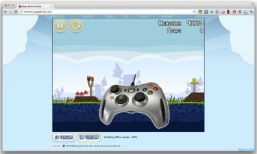 Google Turning Chrome Into Console With Gamepad Plug-in