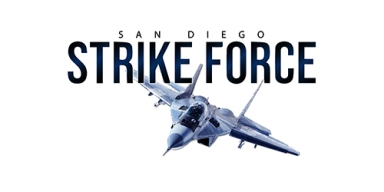 The Strike Force Enter The San Diego Football Arena