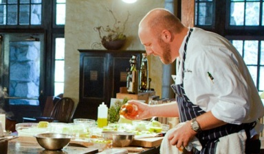 Culinary Stars Make for The Ahwahnee