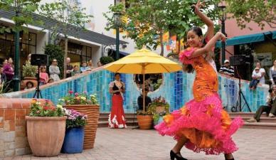 Old Spanish Days Dance into Santa Barbara