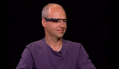 Google's Project Glass Demoed in Real Life