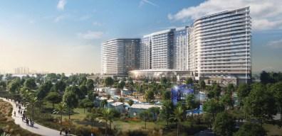 Coastal Permit Approved for Chula Vista Bayfront Resort