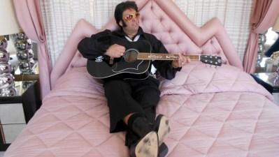 Elvis Tribute at the Honeymoon Hideaway