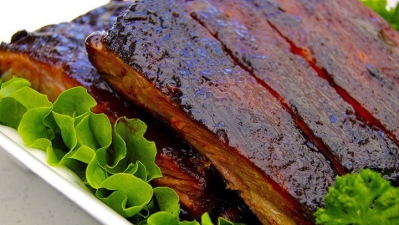 Mmm, Savory: West Coast BBQ Classic