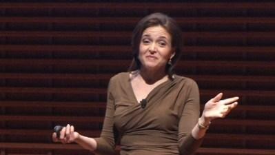Facebook's Sheryl Sandberg to Schmooze FTC Commissioner