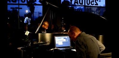 Joshua White and Jeff Kaiser at Dizzy's